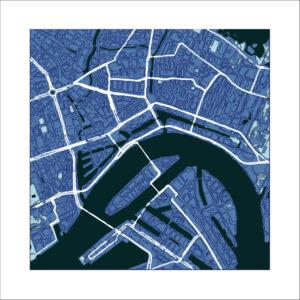 Rotterdam_CB- SQ_ framed